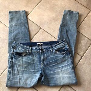 Dear John Joyrich Comfort Skinny Jeans, Size 31